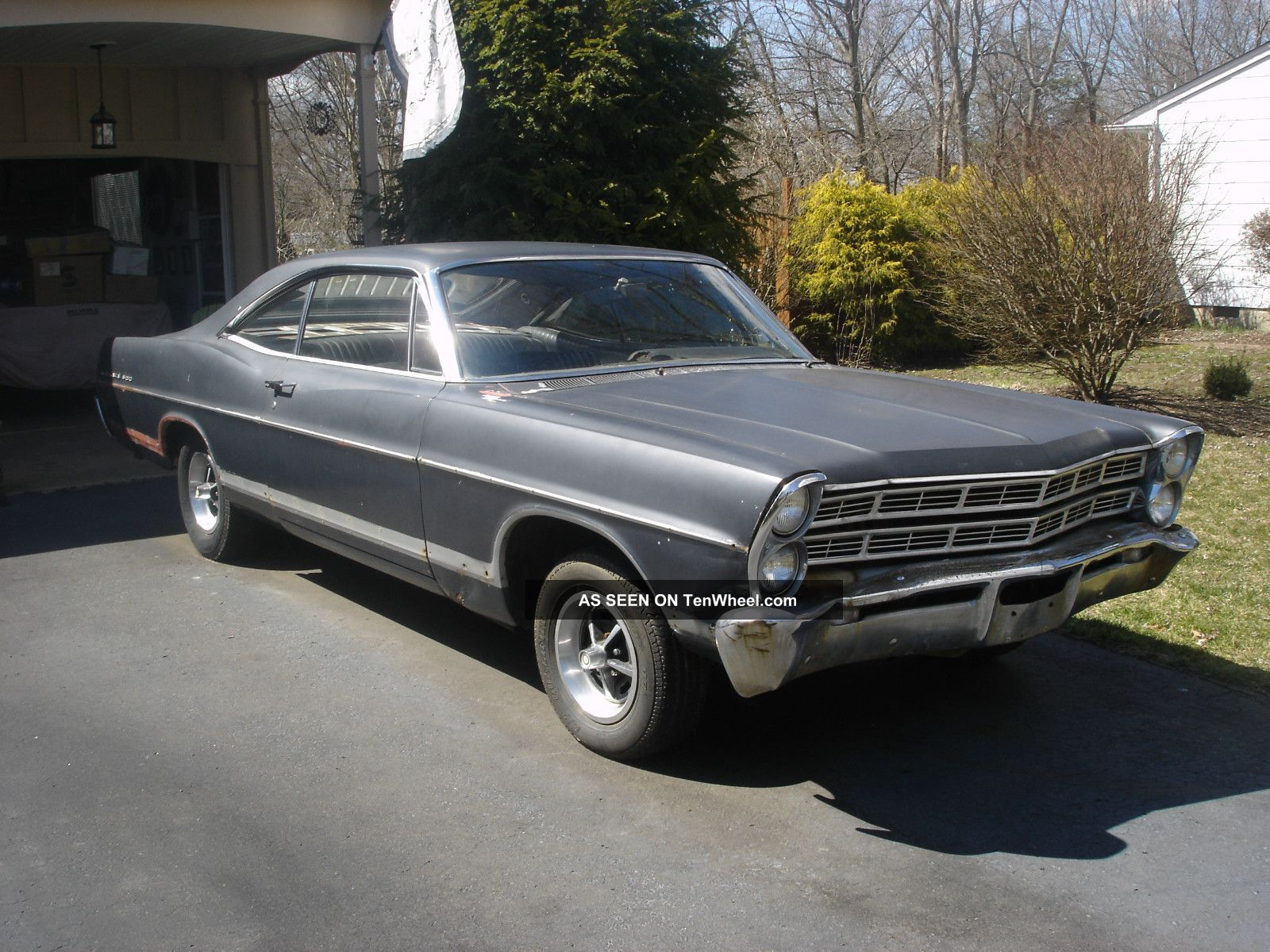 Galaxie 1967 Ford Galaxie 500 Xl