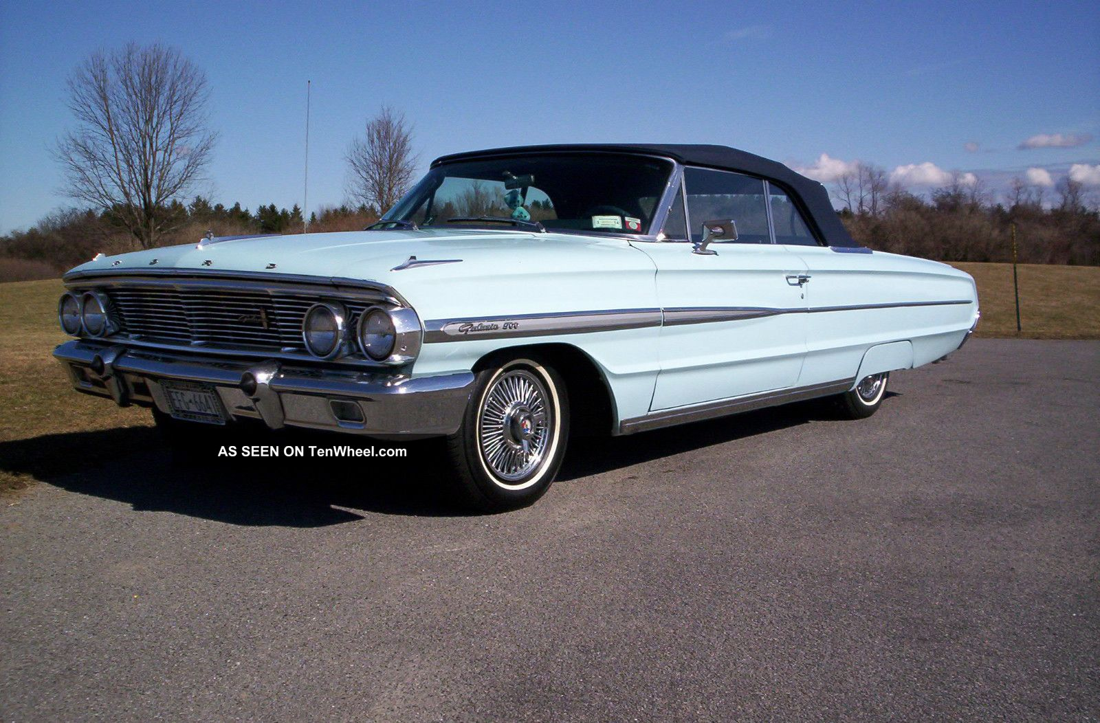 1964 galaxie 500 xl wiring diagram wiring library