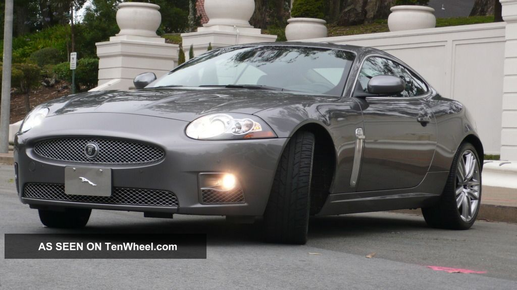2009 Jaguar Xkr Portfolio Coupe 2 - Door 4.  2l XKR photo