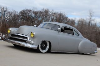 1939 Plymouth Coupe Chopped likewise 50s 60s Kustoms furthermore 1950 Bagged Cars For Sale likewise 1332266 51 Chevy Deluxe also Vintage Cars. on 1951 chevrolet chopped fleetline deluxe air bagged