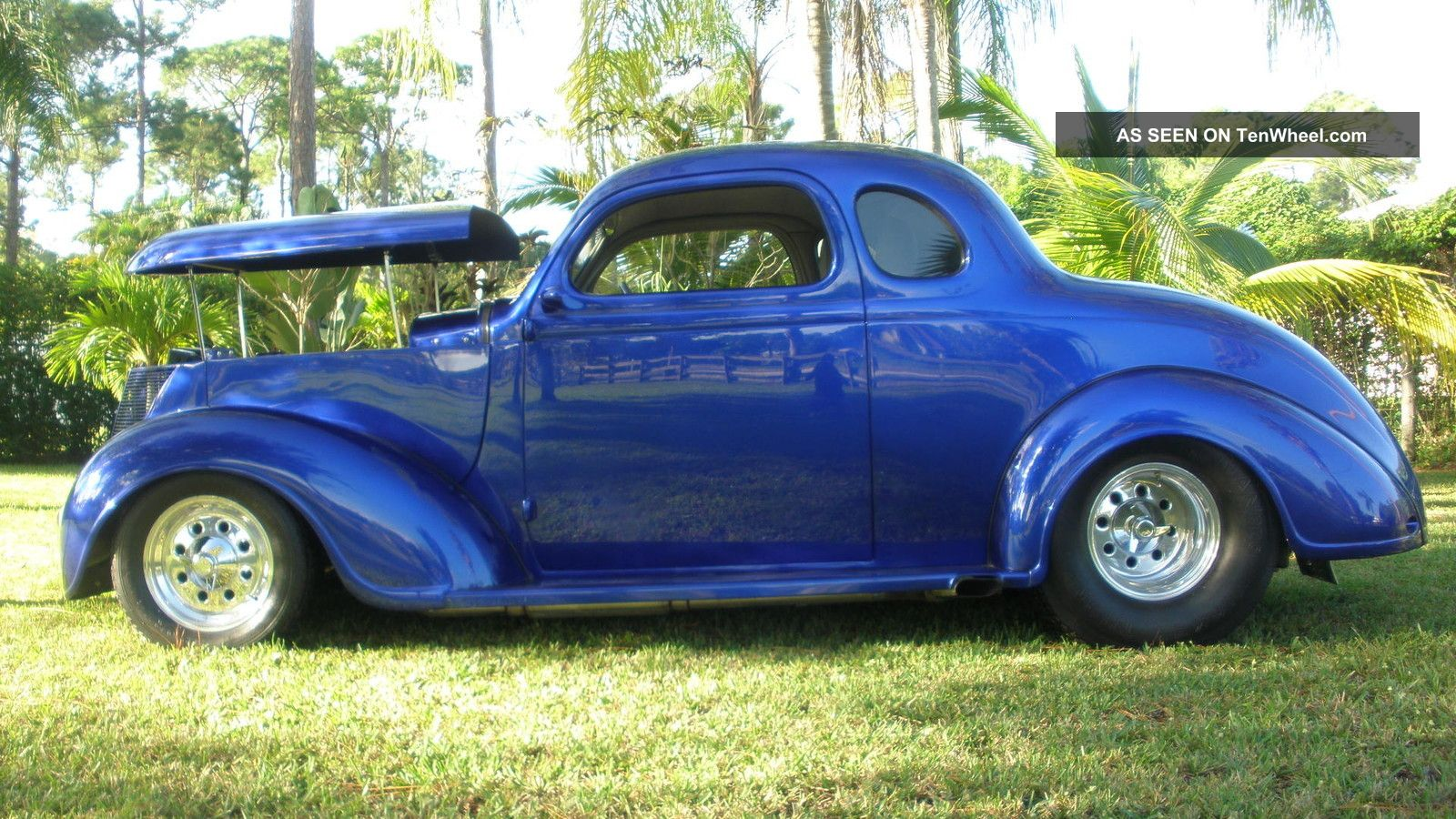 1938 Plymouth Custom Coupe Other photo