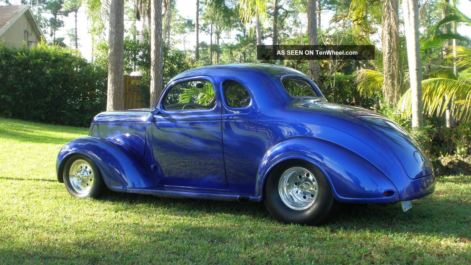 1938 Plymouth Custom Coupe