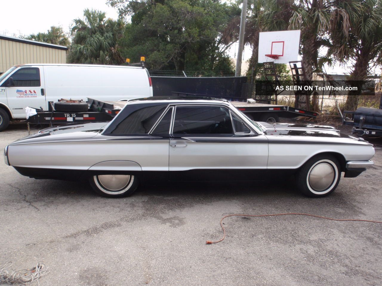 1964 ford thunderbird one of a kind headturner. Cars Review. Best American Auto & Cars Review
