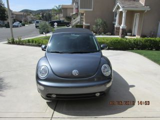 2004 Beetle,  Convertible Lots Of Extras, photo