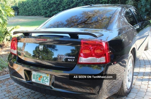 2010 Dodge Charger Sxt Charger photo