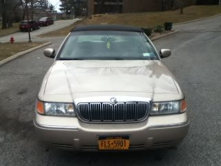 1998 Mercury Grand Marquis Ls Sedan 4 - Door 4.  6l Signature Series photo