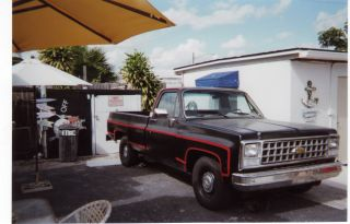 1980 Chevy Silverado C - 10 Pickup Truck Long Bed Only 10k On 350 Gm Crate photo
