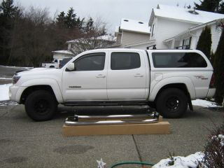 2010 Toyota Tacoma Base Extended Cab Pickup 4 - Door 4.  0l Sport 4x4 photo