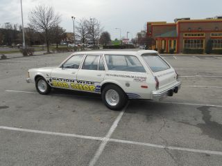 1980 Nationwise Rod Shop ? Plymouth Volare Station Wagon photo