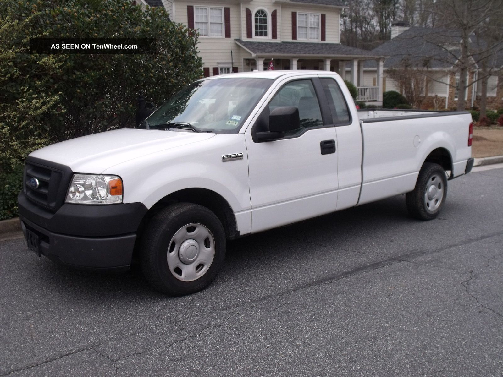 2008 ford f150 xl extended cab long bed. Black Bedroom Furniture Sets. Home Design Ideas
