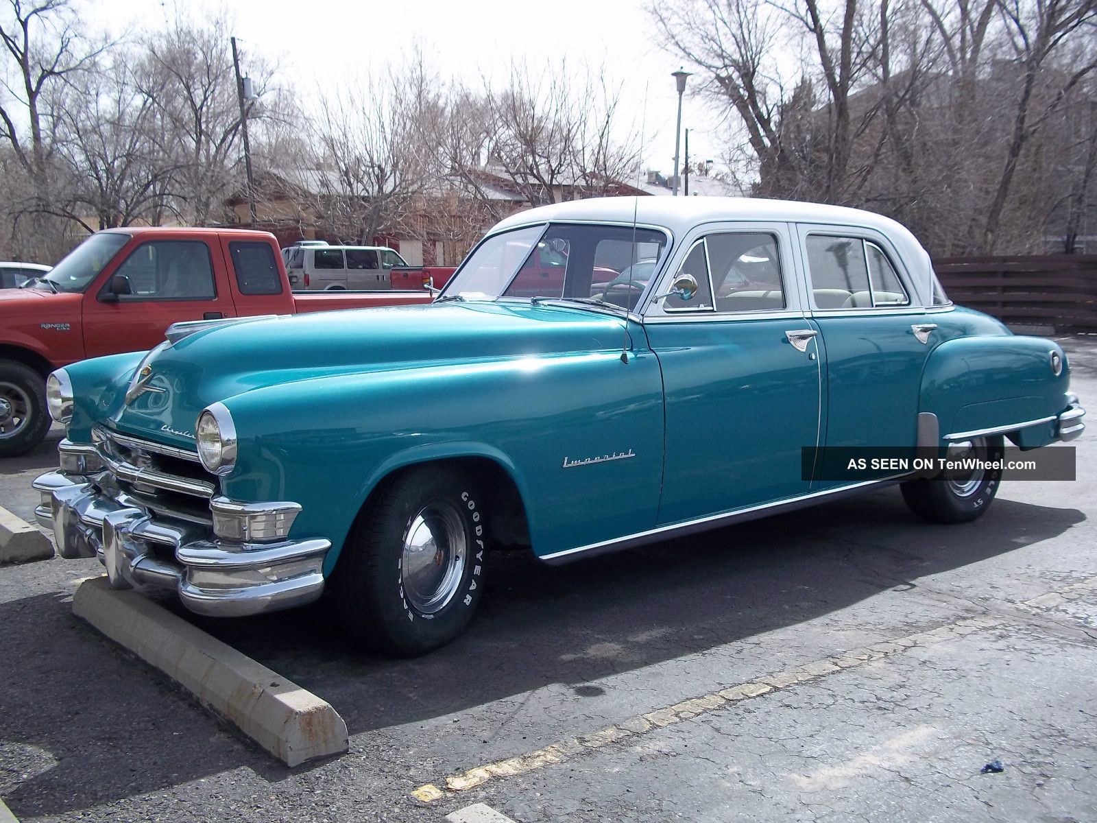 1951 Chrysler Imperial Crown 5.  4l Imperial photo