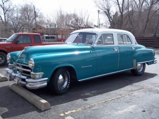 1951 Chrysler Imperial Crown 5.  4l photo