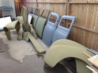 1952 Chevrolet 3 / 4 Ton Panel photo