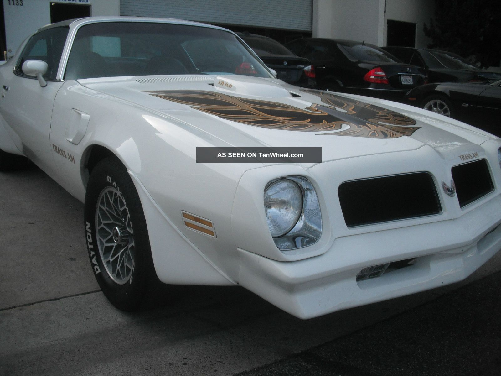 Pontiac Trans Am T Top Lgw