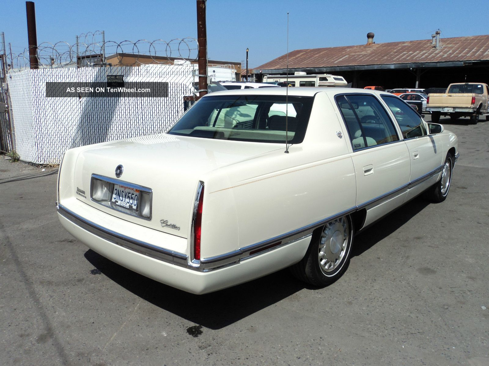 Cadillac Deville Base Sedan Door L Lgw