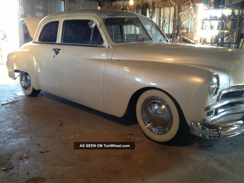 Custom.  Bagged,  Ls1 Sleeper Cruiser 1950 Plymouth Cranbrook Fast (sell Or Trade) Other photo