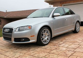 2006 Audi S4 Base Sedan 4 - Door 4.  2l photo