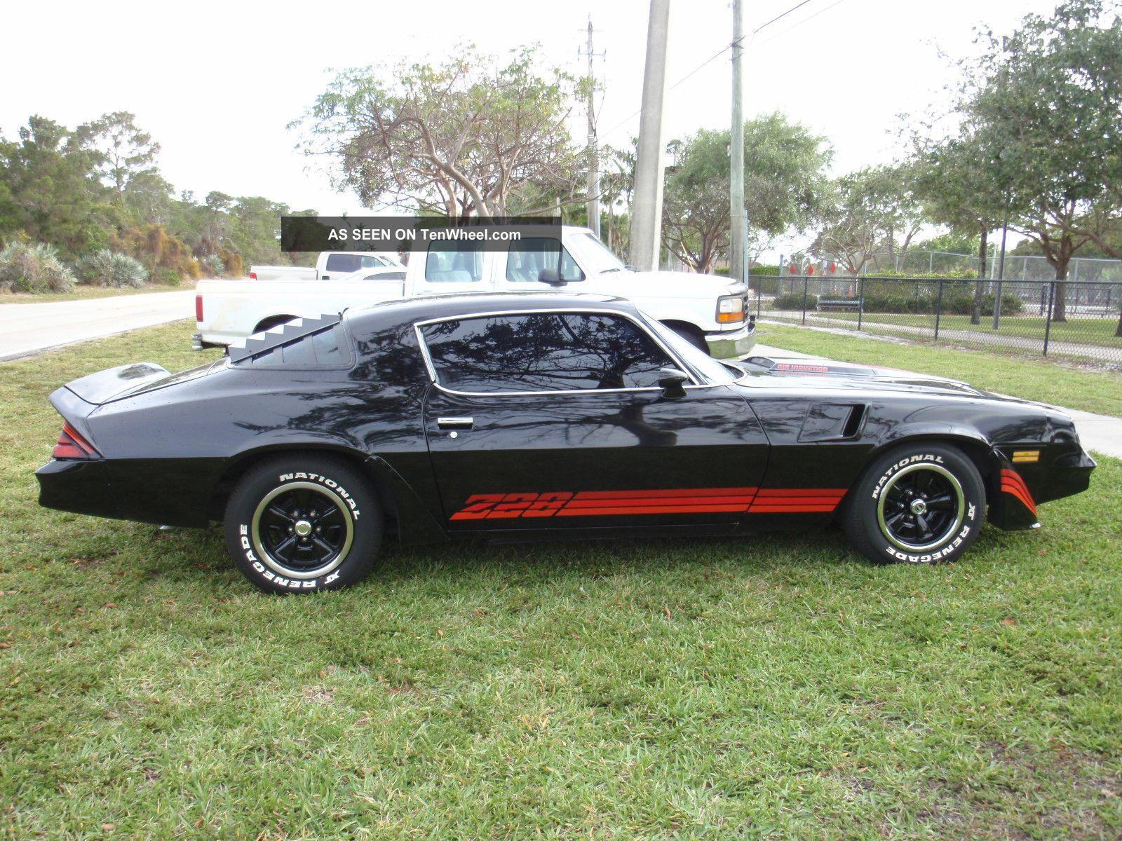 Mustang Z28 >> Camaro 1980 Z28