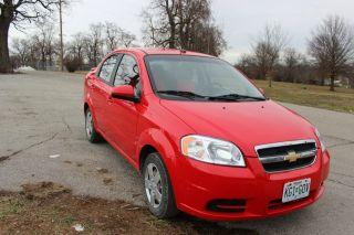 2009 Chevrolet Aveo Lt Sedan 4 - Door 1.  6l photo