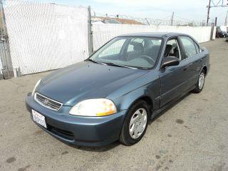 1996 Honda Civic Lx Sedan 4 - Door 1.  6l, photo