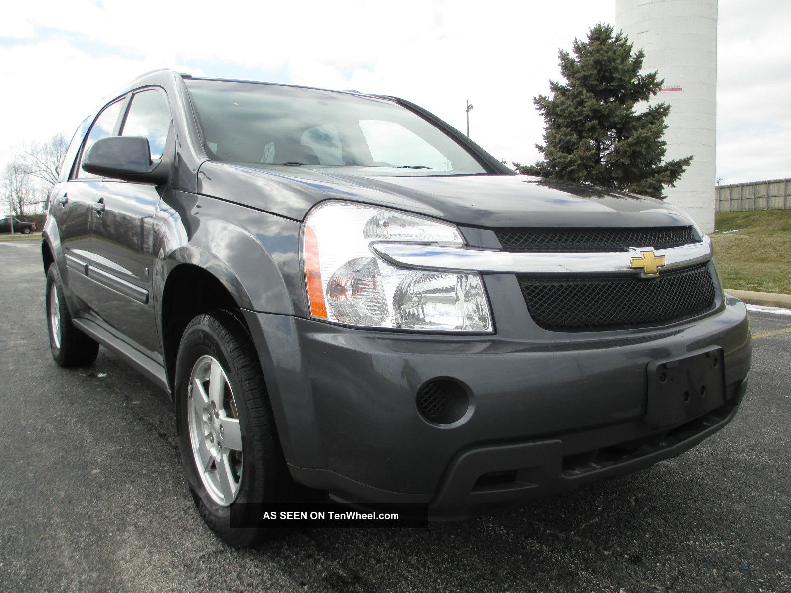 2009 Chevrolet Equinox Lt Sport Utility 4 Door 3 4l All