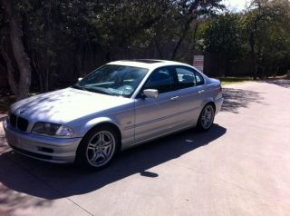 2000 Bmw 328i Base Sedan 4 - Door 2.  8l, photo