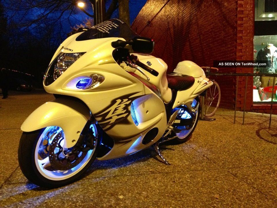 2011 Suzuki Hayabusa Custom Hayabusa photo