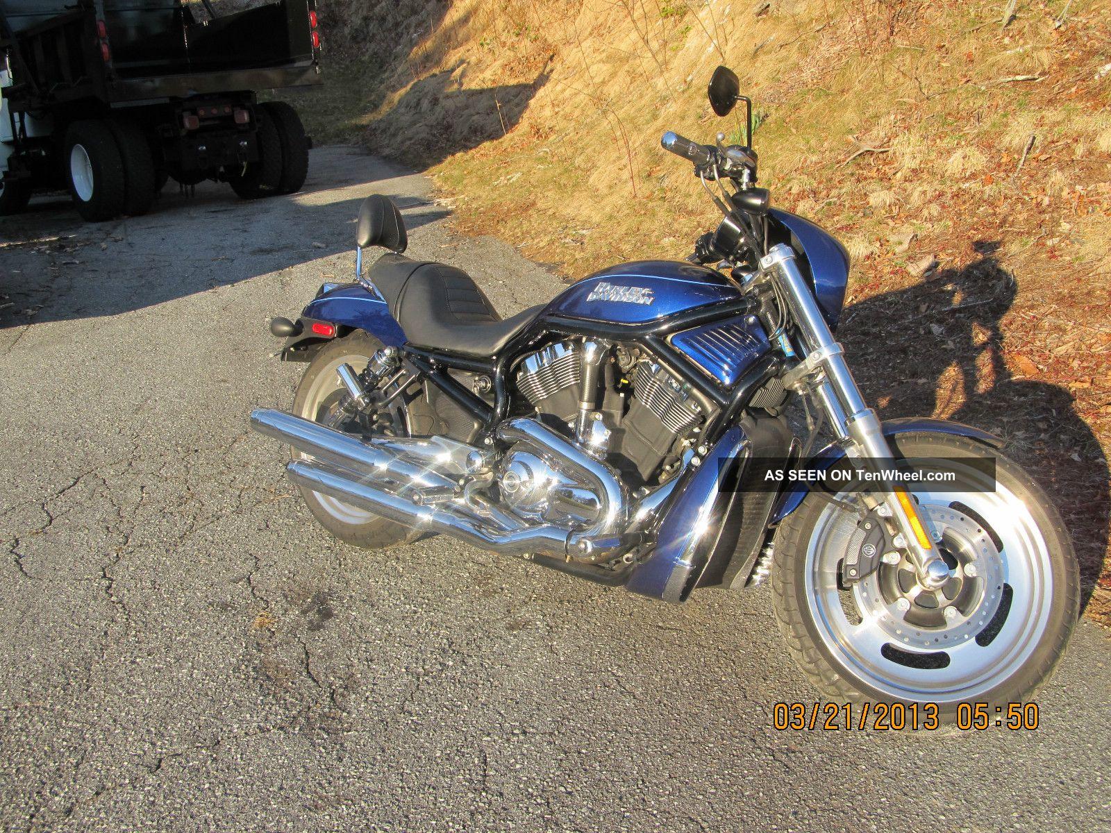 2006 Harley Davidson Night Rod VRSC photo