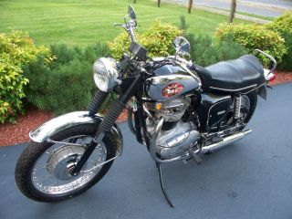 1969 Bsa Thunderbolt Outstanding Condition Very photo