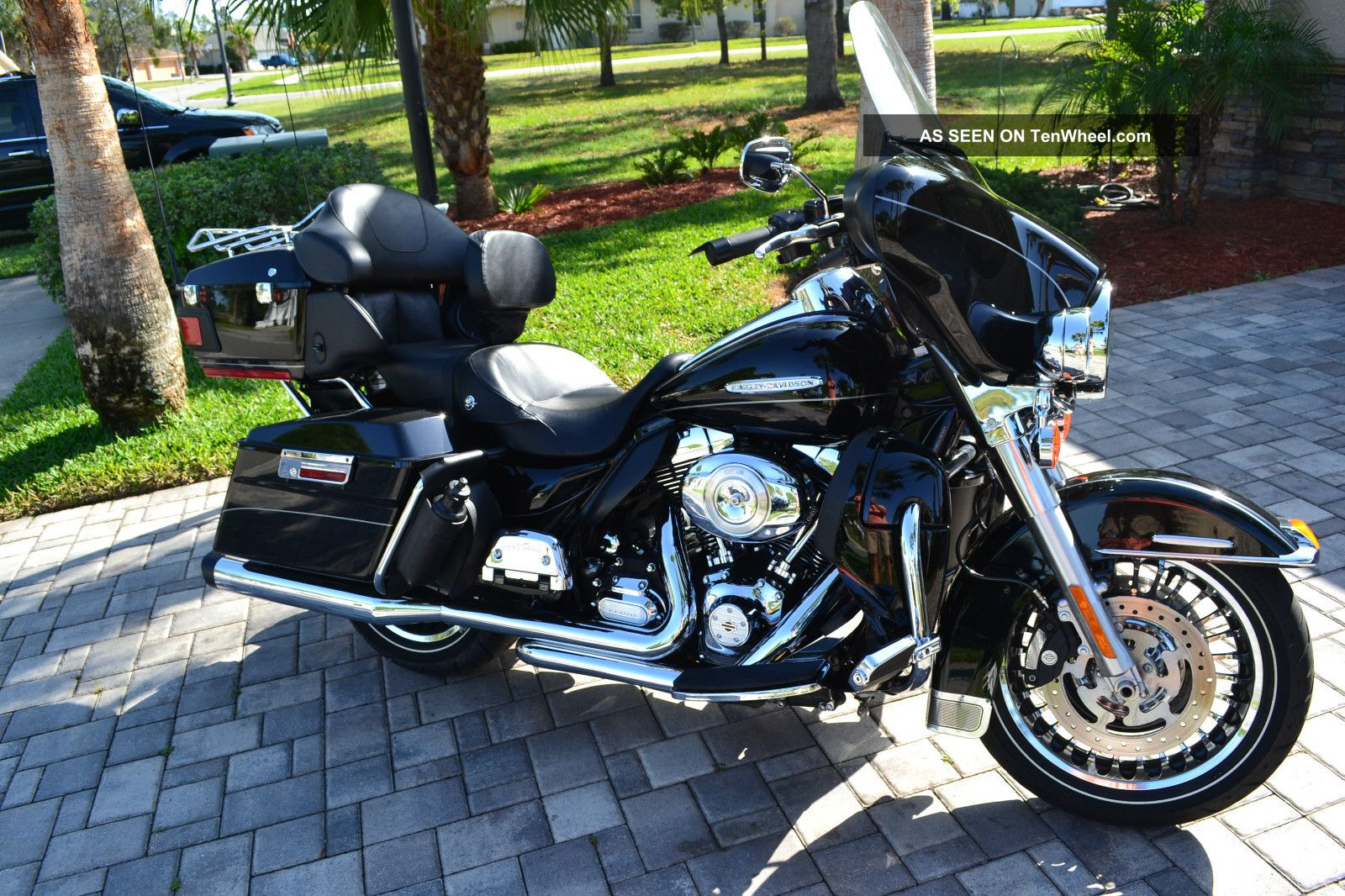 2011 Harley Davidson Electra Glide Ultra Classic Limited