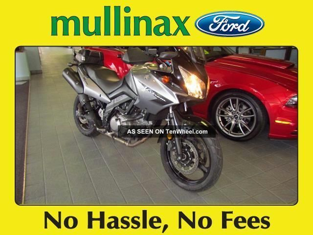 2007 Suzuki V - Storm 650 Great Shape Dl650 V Storm W / Axio Moto - Pack Other photo