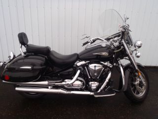 2007 Yamaha Roadstar 1700 Silverado Midnight Um90810 C.  S. photo