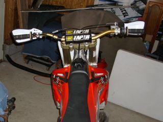 Honda Cr 250 2 Stroke 2002 photo