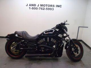 2008 Harley Davidson V - Rod Night Rod Special Um10203 C.  S. photo