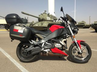 2008 Buell Ulysses photo