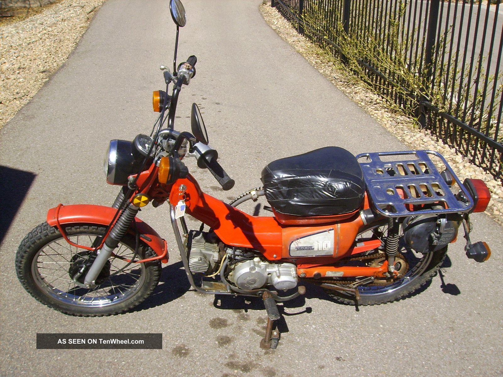 1983 Honda Ct 110 CT photo
