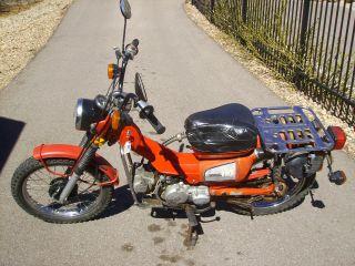 1983 Honda Ct 110 photo