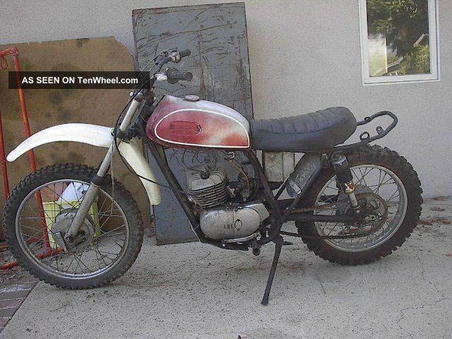 1968 - 69? Yamaha Dt1 250 Enduro Other photo
