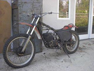 1974 Honda 250 Elsinore photo