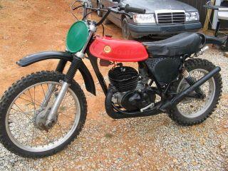 1975 Montesa 250 Cappra,  Vb 250,  250 Capra,  Ahrma,  Vintage,  Montessa photo