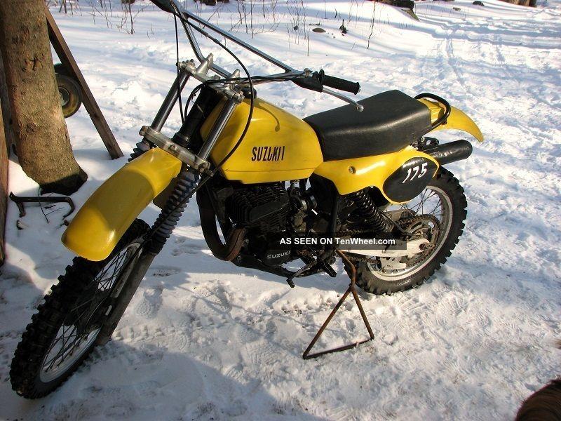 1980 Suzuki Pe175 Dirtbike / Off - Road Other photo