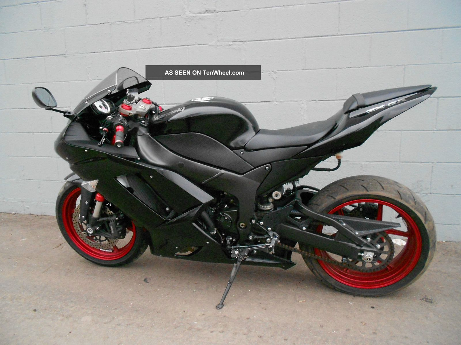 2008 Kawasaki Ninja Zx6r Zx6 R Special Edition And Available