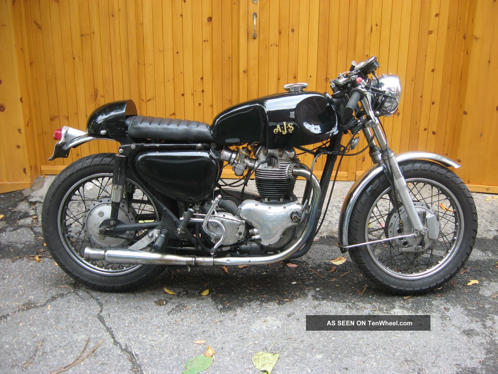 1968 Matchless / Norton G - 15 Cafe Racer 750cc Motorcycle Hybrid Other Makes photo