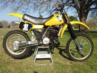 1982 Yz 490 Vintage Motocross Ahrma. .  Brock Glover photo