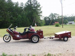 2006 Custom Built Motorcycle,  Vw Trike With Full Automatic Transmision. photo