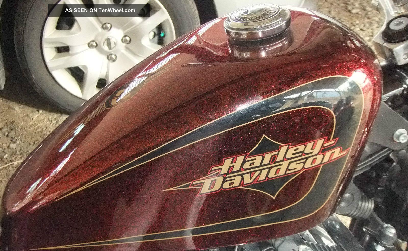 Green Metal Flake Harley Paint Www Picsbud Com