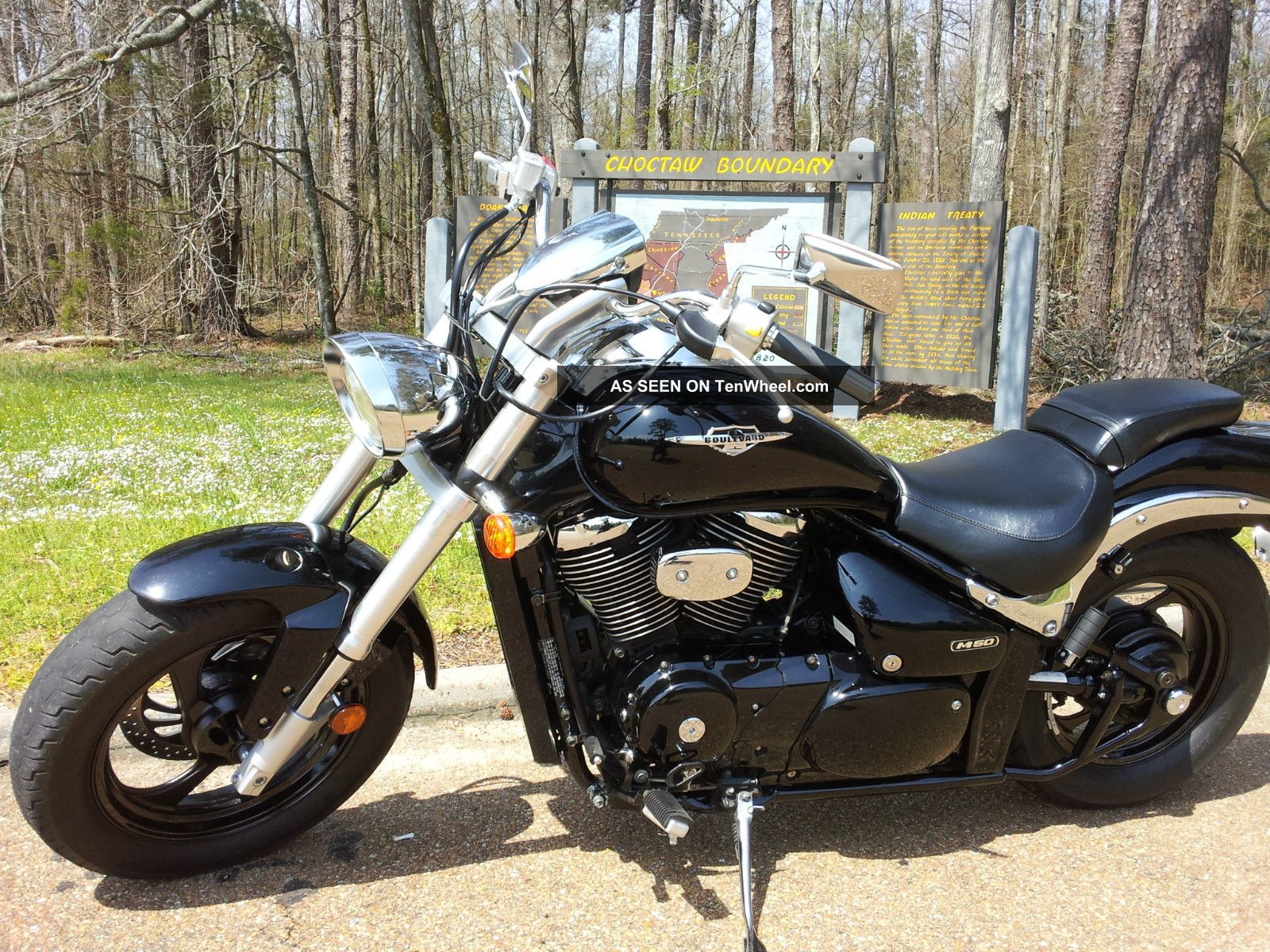 2007 Suzuki Boulevard M50 Boulevard photo