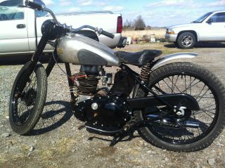 1947 C11 Bsa Bobber photo