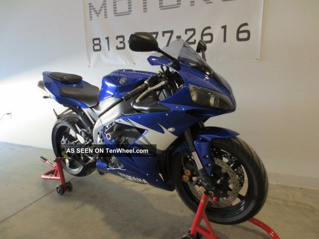 2005 Yamaha R1 YZF-R photo