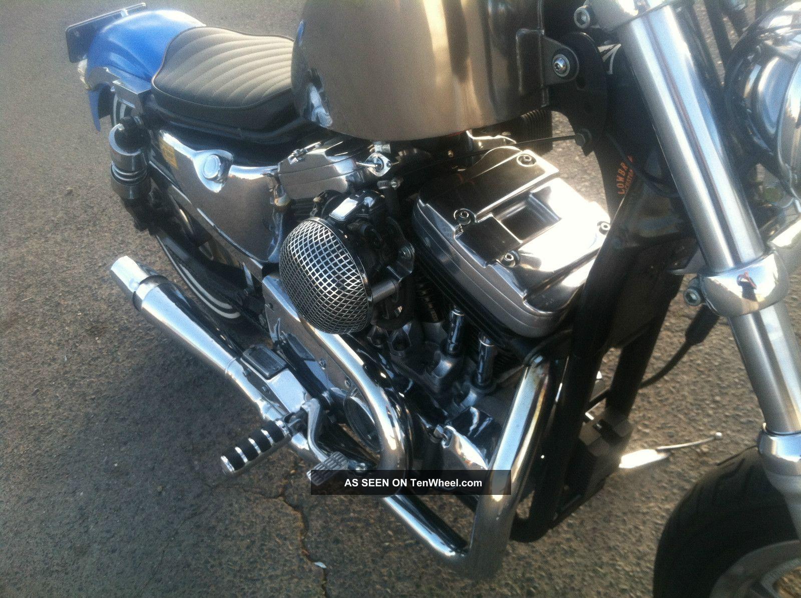 1986 Harley Davidson Full Custom Sportster Very Fast Narrow Near
